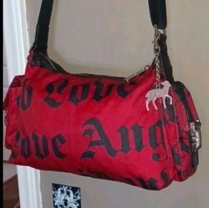 🔥RARE L.A.M.B. Backstage Bag Oversized Satchel